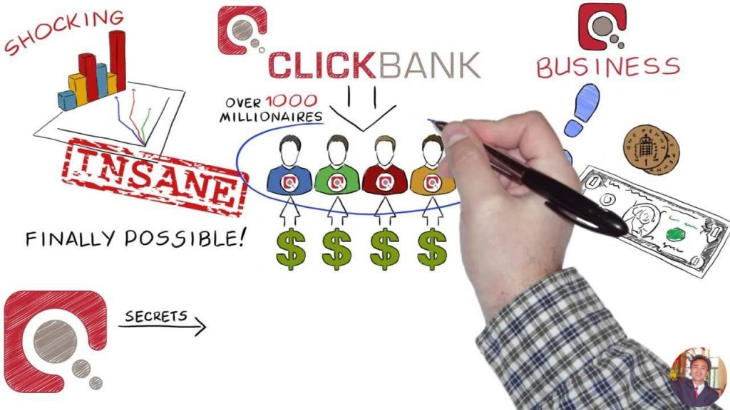 Clickbank earn money