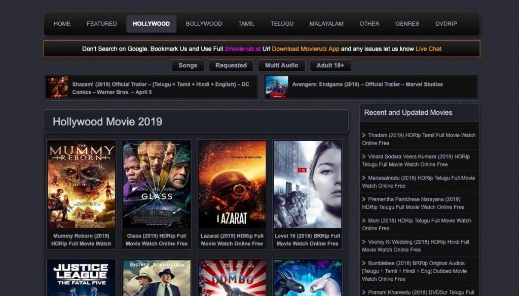 MovieRulz download telugu movies