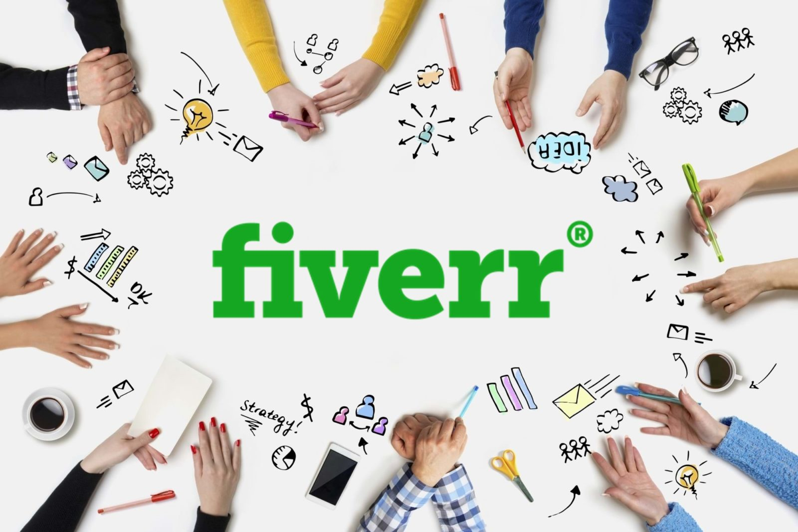 Fiverr-how-to-make-first-sale