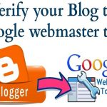 How to Verify Blogger Blog In Google Webmaster