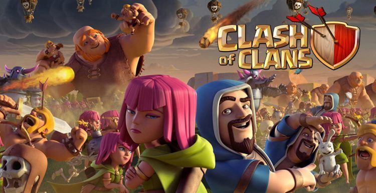 Clash of Clans Mod Apk Download 2019