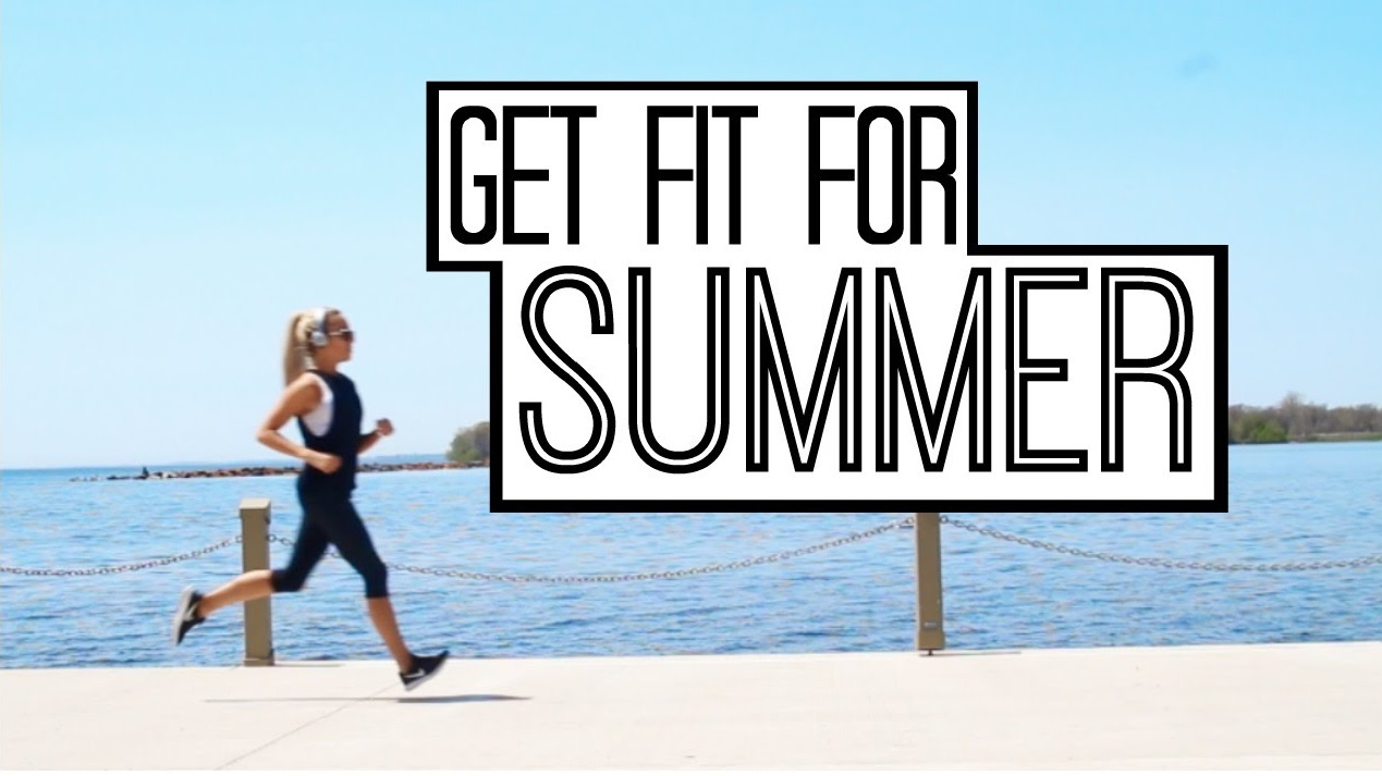 get fit for summer