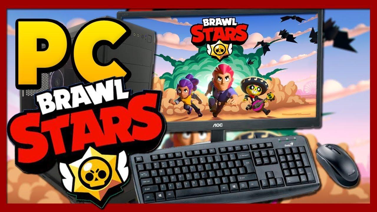 Play Brawl Stars on PC Windows and MacOS 2019