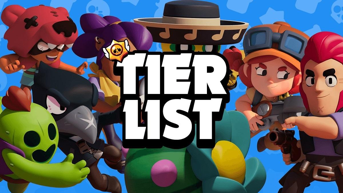 Brawl Stars Tier List [June 2019]