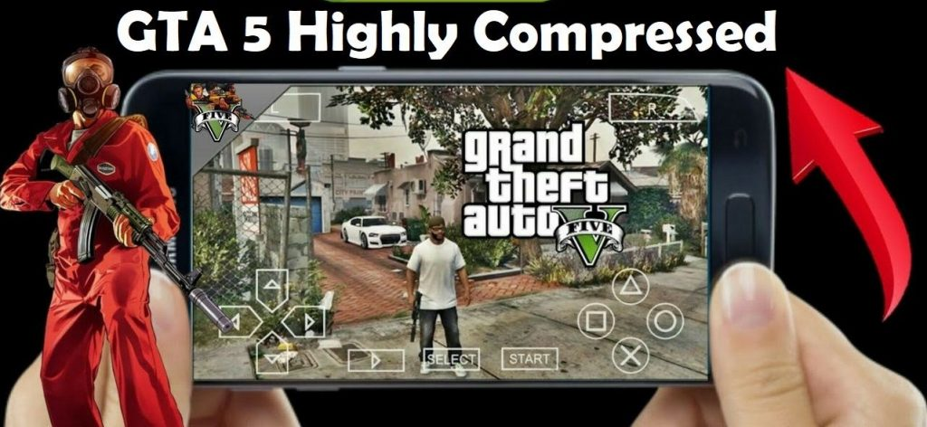 GTA 5 for PPSSPP 2019 | How to download and play GTA 5 on PPSSPP