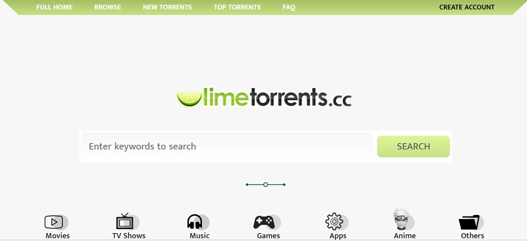 Limetorrents-Proxy-site