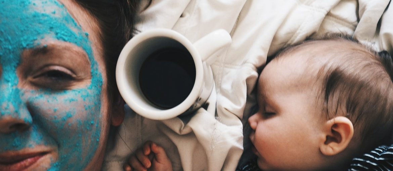 Newborn mother parenting - photo